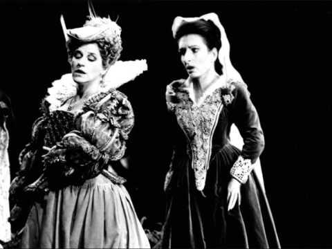 Lucia Aliberti & Agnes Baltsa-Maria Stuarda-Confrontation Scene, Wien, 1993