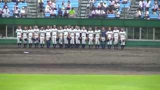 第97回全国高校野球選手権兵庫大会4回戦 明石商業対姫路工業.