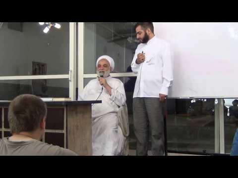Mohsen Qaraati - Iranischer Fernsehprediger - Vortrag mit deutscher Übersetzung