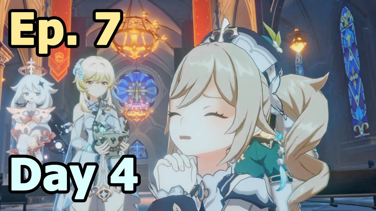 Genshin Impact [*Closed Beta*] - Episode 7: Day 4 - YouTube