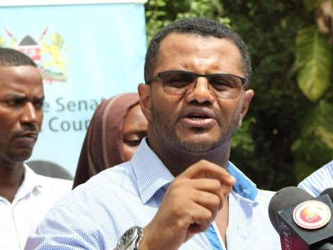 NASA will soon unveil its candidate for Presidency - Hassan Omar