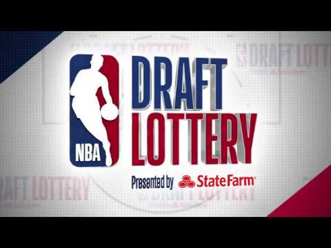 2018 NBA Draft Lottery Drawing