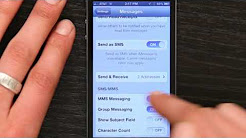 Why Can't I Send or Receive Picture Messages on My iPhone? : Tech Yeah!