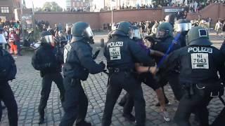 Gemeinschaftliche gefährliche Körperverletzung beim G20