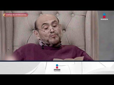 ¡Edgar Vivar dio voz a una Carta no entregada! | Sale el Sol