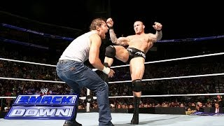 Dean Ambrose vs. Randy Orton: SmackDown, July 4, 2014