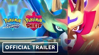 Pokemon Sword and Pokemon Shield - Official Launch Trailer