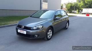 Volkswagen Golf 2012г.1,4 АМТ(122 л.с.) видеообзор от Юрия Грошева, Автосалон Boston HD...
