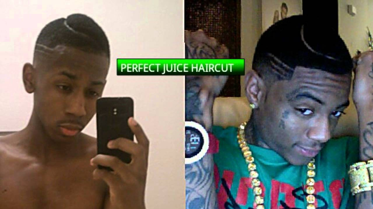 King Dres New Soulja Boy Juice Haircut F Haters Get Money