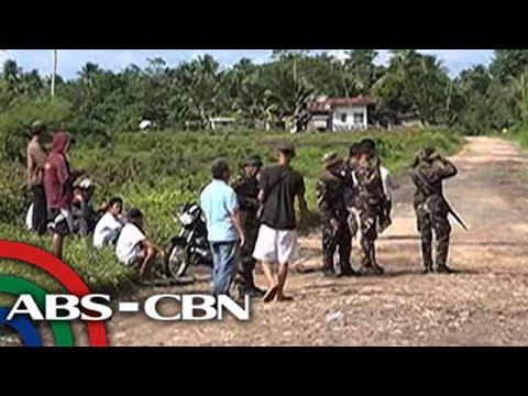 TV Patrol: BIFF at militar, nagsagupa sa Cotabato