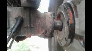 Трактор Т 28. Поломка и скорый ремонт