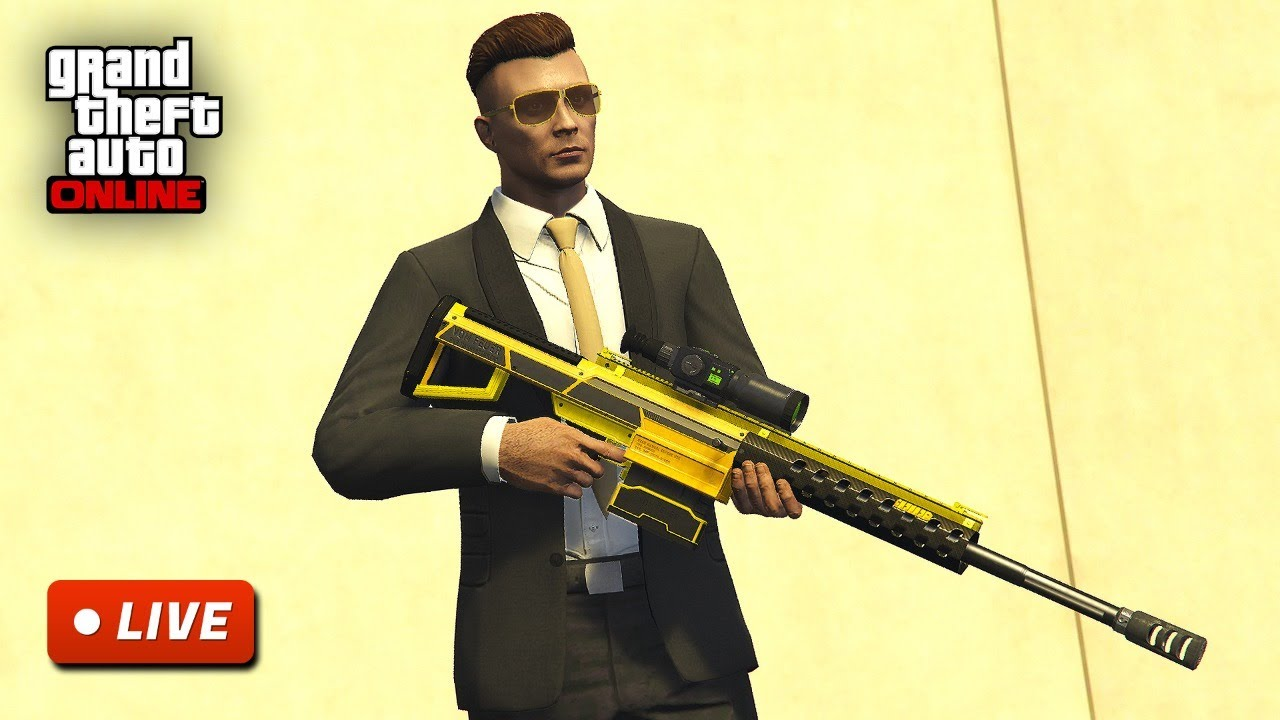 🔴 Helping Channel Members with 85% Casino Heist Cut in GTA Online - Cayo Perico DLC Giveaway