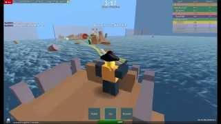 ROBLOX Plastic Pirates [GMod's flood parody] 3