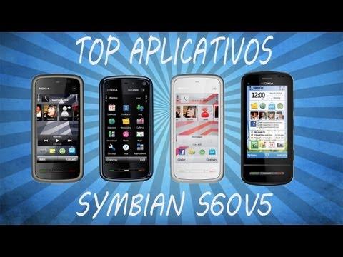 Top 10 melhores aplicativos para Symbian s60v5 - Nokia 5230,5232,5233,5235,5238,5288,5250,5530,5800