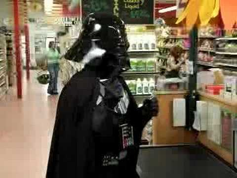 Chad Vader : Day Shift Manager - A Galaxy Not So Far Away : S1 Ep1
