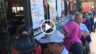 11th Sarawak state election begins