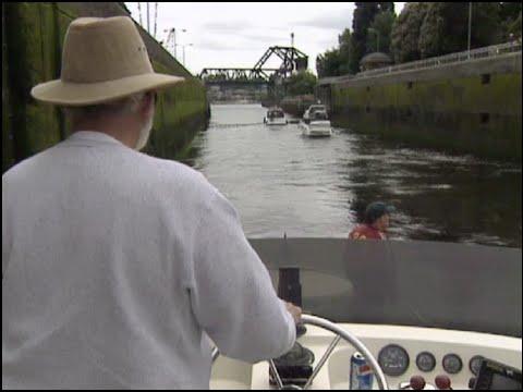 "How to Navigate ""Lock Through"" the Chittenden/Ballard Locks"
