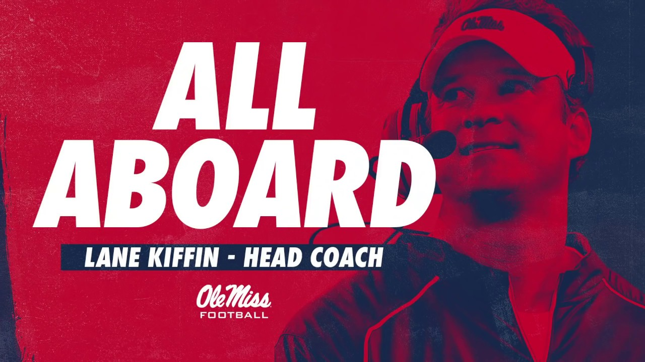 Lane Kiffin Ole Miss Football Head Coach