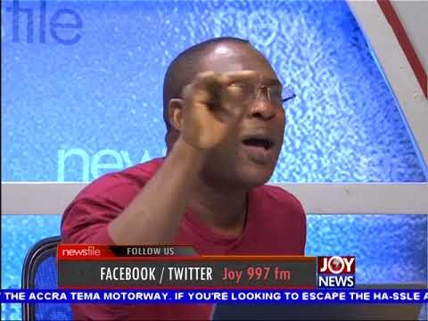 Scandal @ Local Government - Newsfile on JoyNews (2-9-17)