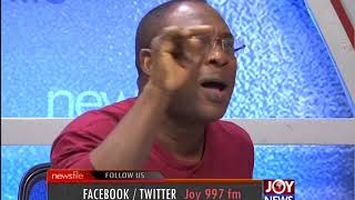 Scandal @ Local Government - Newsfile on JoyNews (2-9-17)