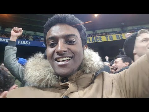 CHELSEA 3-0 SHEFFIELD WEDNESDAY VLOG (Ft.Chelsea Women v Birmingham City)|| MATCHDAYS WITH LEWIS