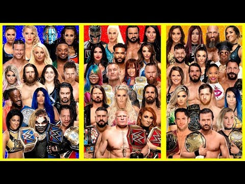 Real Name And Age Of All WWE Superstars 2020 | All WWE Superstars Real Name And Age 2020