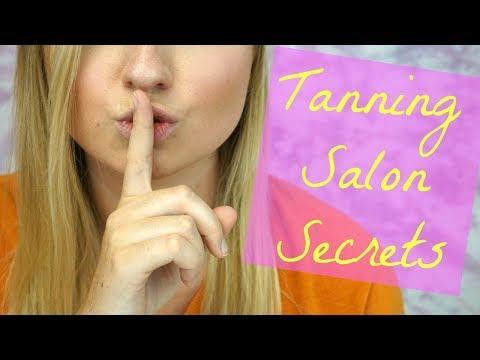 Tanning Salon Secrets!🙊
