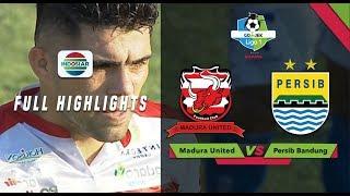 Madura United (2) vs (1) Persib Bandung - Full Highlight   Go-Jek Liga 1 Bersama Bukalapak
