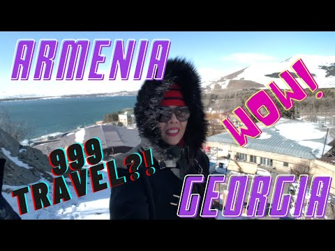 ARMENIA-GEORGIA TRAVEL 999 LANG??! | OFW PANGARAP | TRAVEL VLOG | TODAY WITH RAYA