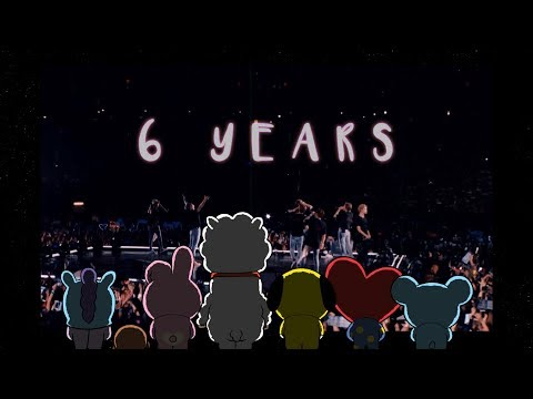 6 Years With BTS | Magic Shop