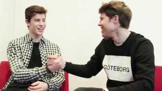 Download #AskShawnMendesSweden with Andreas Wijk and Shawn Mendes - Part 1