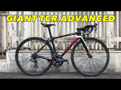 GIANT TCR ADVANCED BIKE CHECK