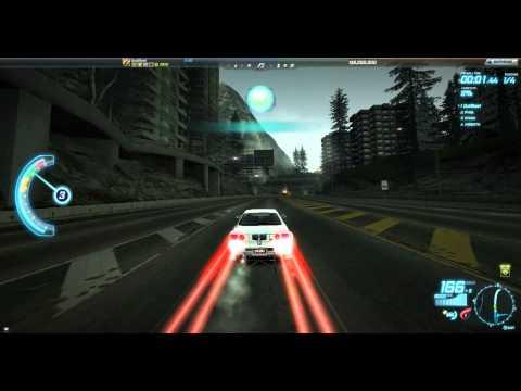 NFS World Offline - Cosmic Nitrous for All Cars