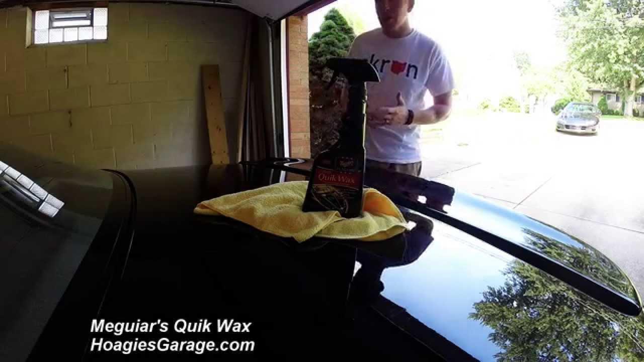 meguiar 39 s flagship ultimate quik wax review youtube. Black Bedroom Furniture Sets. Home Design Ideas