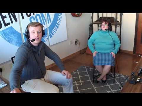 Talking Denton with Lucinda Breeding of the Denton Record Chronicle
