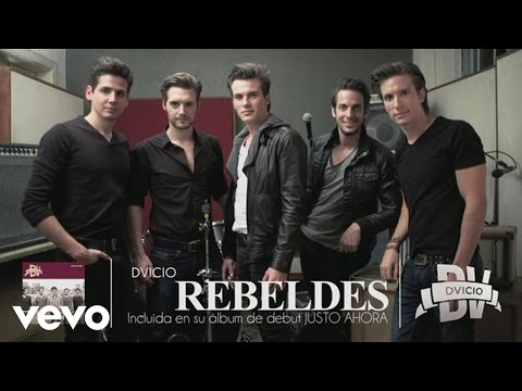 Dvicio - Rebeldes (Audio)