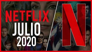 Estrenos Netflix Julio 2020 | Top Cinema