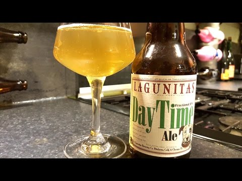 Lagunitas Daytime Ale By Lagunitas Brewing Company | American Craft Beer Review