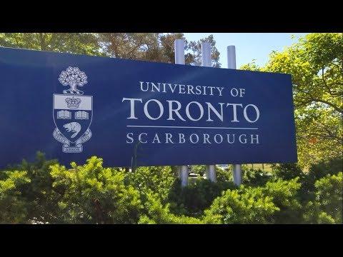 University of Toronto Scarborough Campus UTSC - YouTube