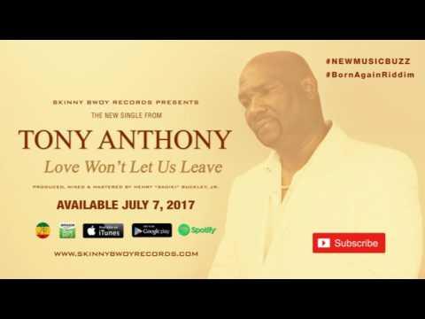 Tony Anthony - Love Won