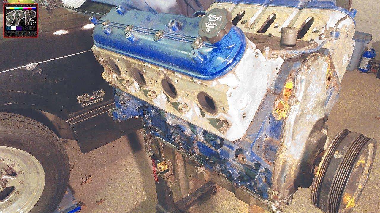 Our 6 0 Turbo Ls Engine Exploded Sh Thorse Engine Autopsy Junkyard Lq4 Tear Down