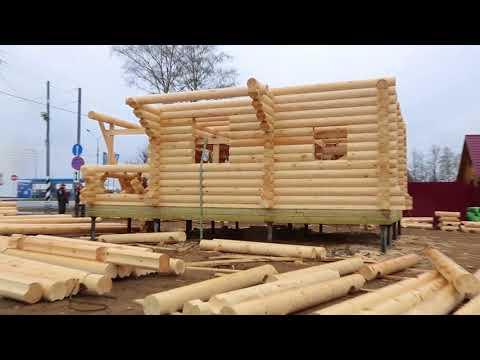 """ООО """"ИЗБА"""" Тверь 2016 деревянные дома под ключ"""