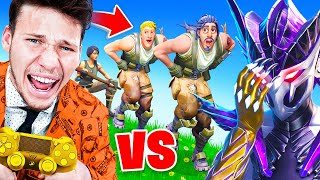 Fortnite Pro Vs 3 Hunters