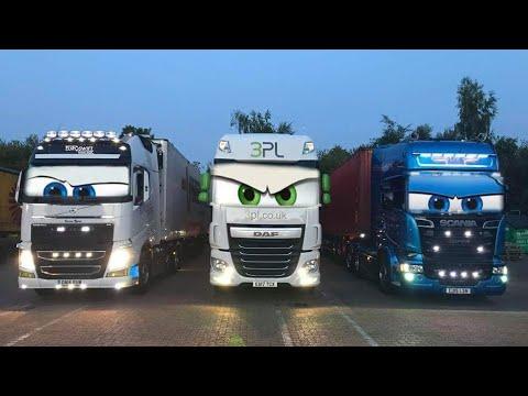 Cade o Scania? e a visão do Patrão?