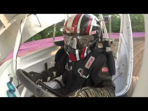 Hayden Miller Linda's Speedway Hot Laps
