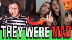 ROASTING Teenagers on OMEGLE!!! (trust me, they deserved it)