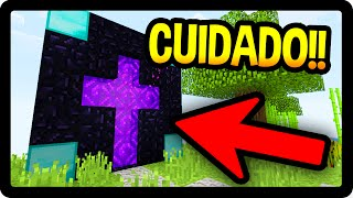 Minecraft COMO ENTRAR NA DIMENSÃO DO LICK NO MINECRAFT !!
