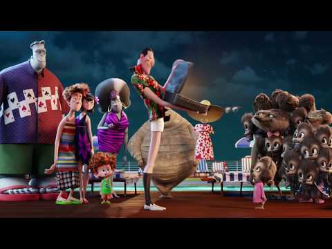 Create your own UHU HOTEL TRANSYLVANIA 3 Monster adventures!