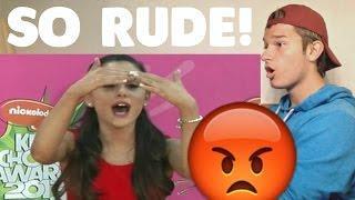 Ariana Grande's Shadiest/Diva Moments Reaction!
