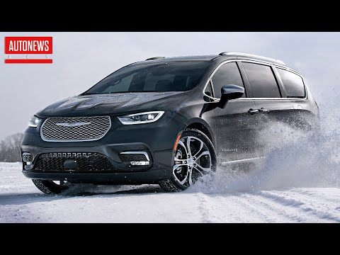 Новый Chrysler Pacifica (2021): идеальный полноприводный семейный минивэн!